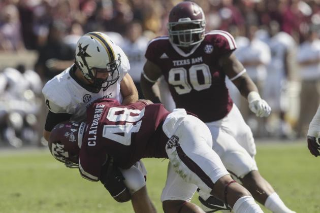 Texas A&M Football: 4 Ways to Contain the LSU Offense