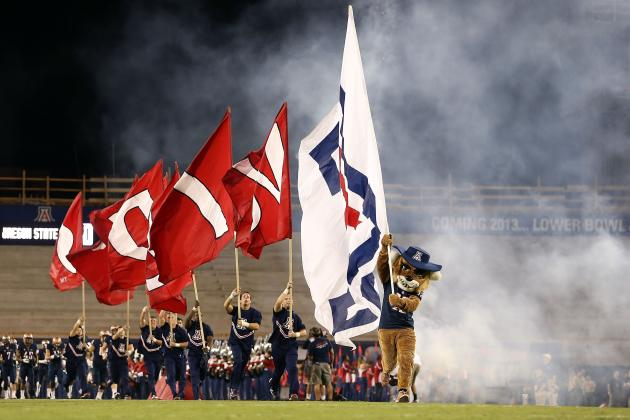 Best College Football Moments in University of Arizona History