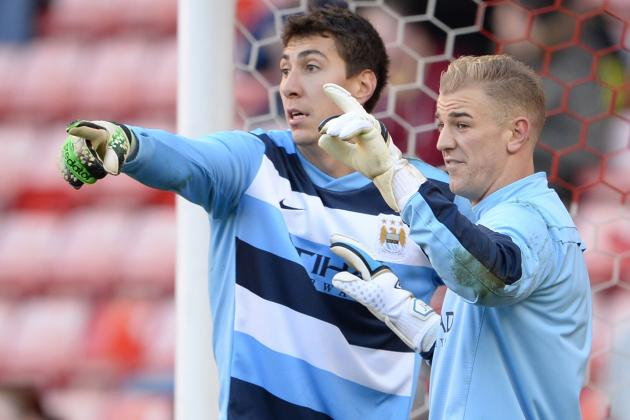 Examining Manchester City's Keeper Options for the Future