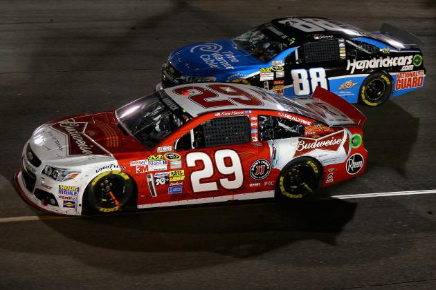 Which NASCAR Drivers Are Building the Most Momentum for the 2014 Season?