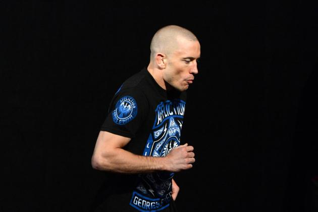 GSP vs. Hendricks: Complete Guide to UFC 167 Fight Card