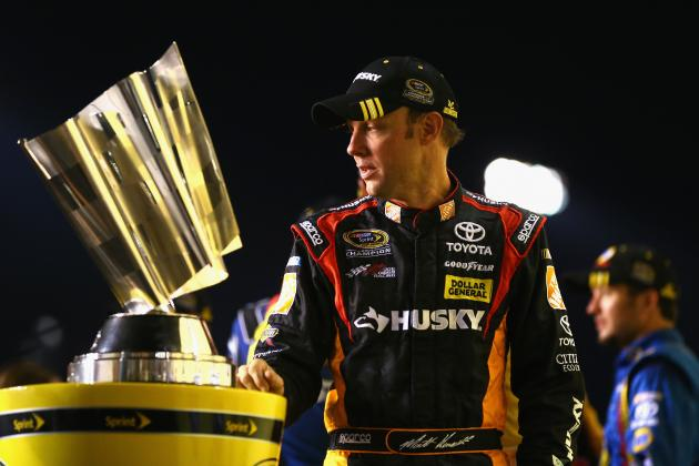 The Biggest Thing Each 2013 Chase Driver Is Racing for at Homestead-Miami