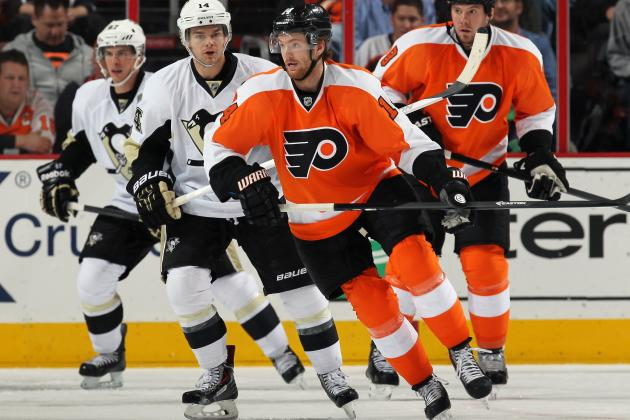 NHL Rivalry Night: Preview and Prediction for Flyers vs. Penguins