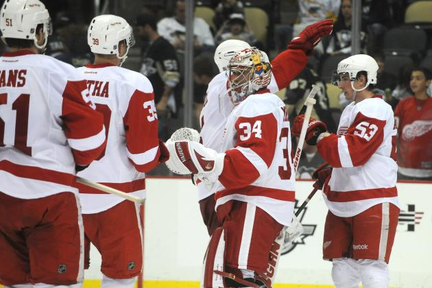 Top Detroit Red Wings Prospects Yet to Deliver on Their Hype