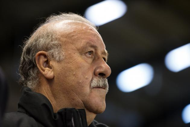 Predicting Vicente Del Bosque's Spain World Cup Squad