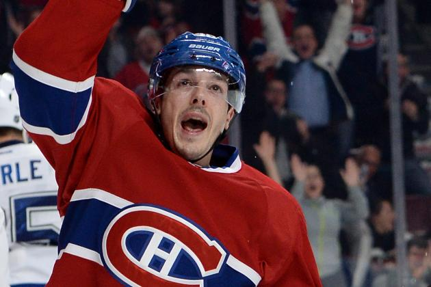 Montreal Canadiens' Biggest Underachievers So Far in 2013-14