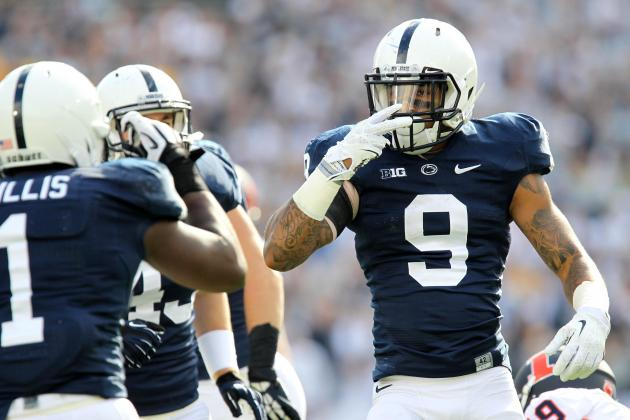 Penn State Nittany Lions vs. Purdue Boilermakers Complete Game Preview