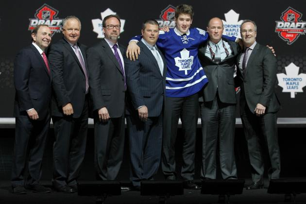 The Fastest Risers in the 2014 NHL Draft Class