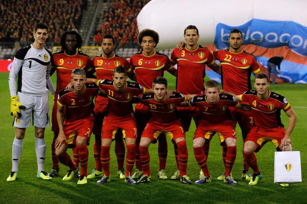 Key Battles That Will Shape Belgium's Clash with Colombia