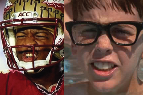 Recasting The Sandlot with Athletes