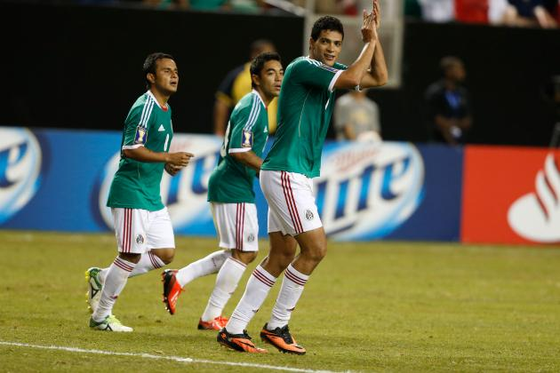 Mexico vs. New Zealand: 6 Things We Learned