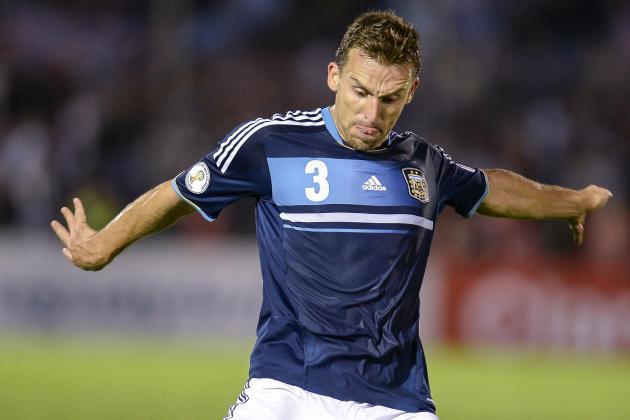 How Argentina Will Line Up Against Ecuador
