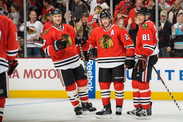 Chicago Blackhawks' 5 Most Impressive Stats Early in 2013-14