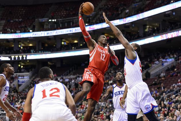 Houston Rockets vs. Philadelphia 76ers: Game Grades and Analysis for Rockets
