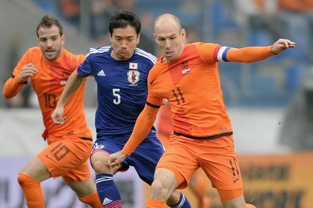Japan vs. Netherlands: 6 Things We Learned
