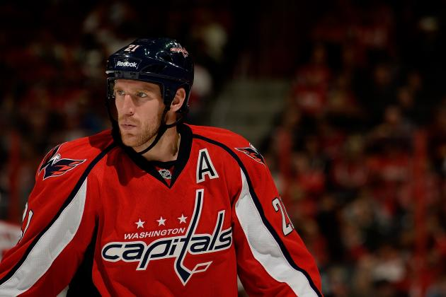 Washington Capitals' Biggest Underachievers So Far in 2013-14