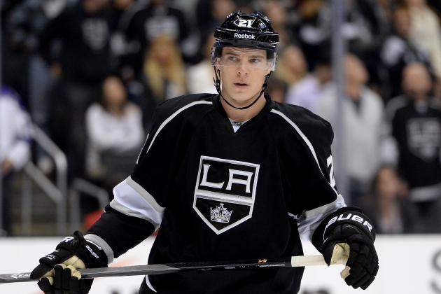 Los Angeles Kings' Biggest Underachievers So Far in 2013-14
