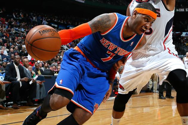 New York Knicks vs. Atlanta Hawks: Grading New York's Performance