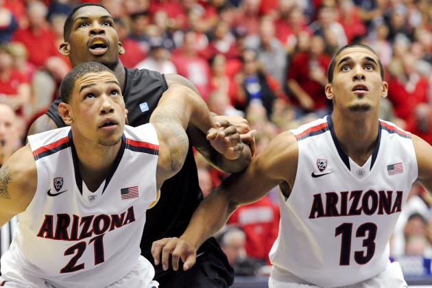 Arizona Basketball: 1 Prediction for Each Wildcats Starter