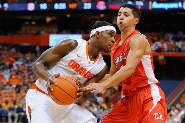 Syracuse Basketball: Early Takeaways from Start of Orange's 2013-14 Season