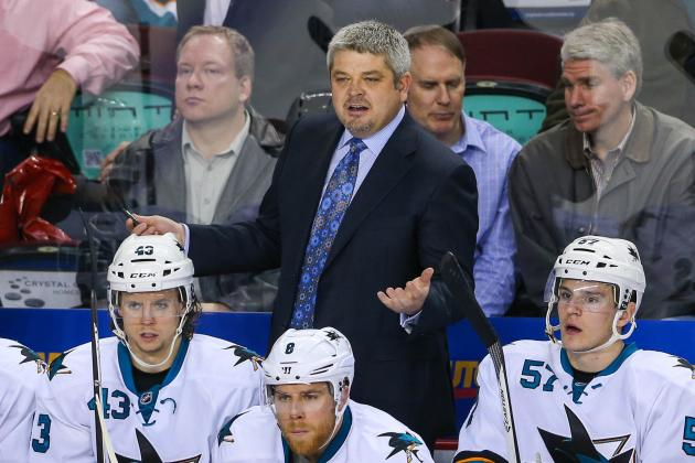 San Jose Sharks' Biggest Underachievers so Far in 2013-14