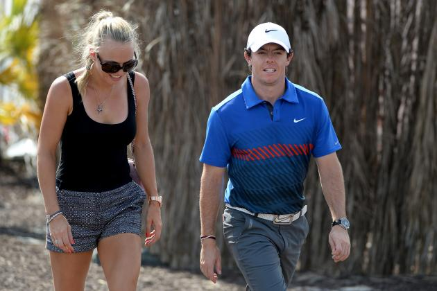 Rory McIlroy Leaderboard and Score Updates from DP World Tour Championship 2013