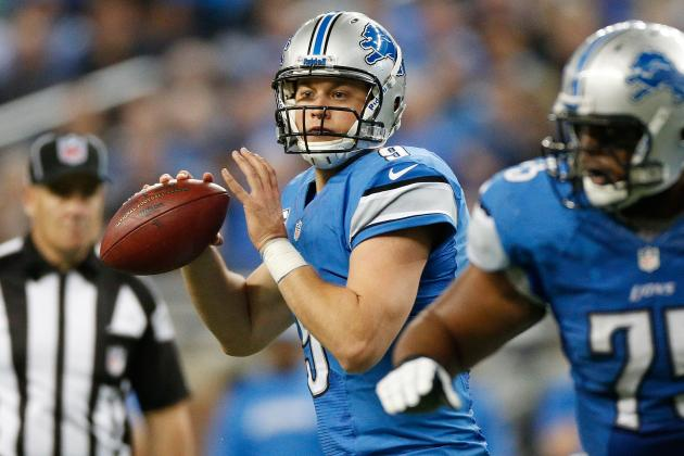 6 Reasons Detroit Lions Should Be Considered NFC North Favorites