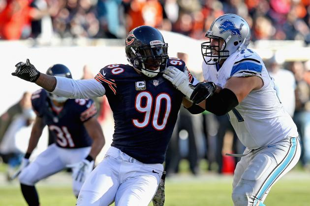 10 Keys to Chicago Bears Stealing NFC North Crown