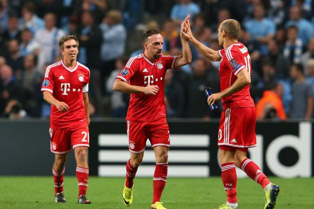 Ranking Bayern Munich's 5 Most Important Players so Far This Season