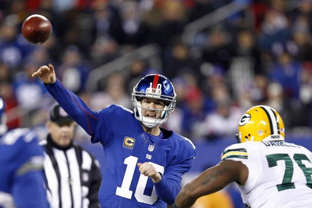 Green Bay Packers' Keys to Victory in Week 11 Contest with New York Giants