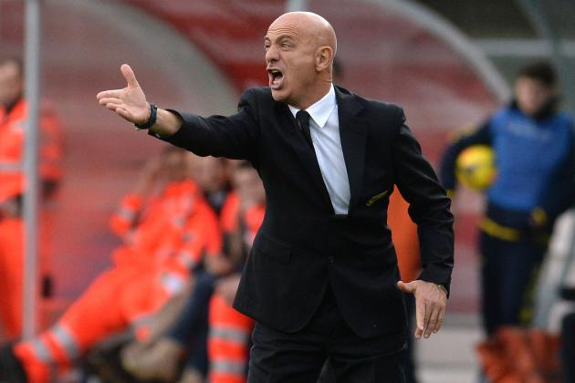 Serie A's Coaching Carousel: 4 Men in the Hot Seat