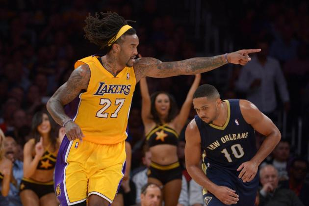 Finding the Perfect Rotation for Los Angeles Lakers