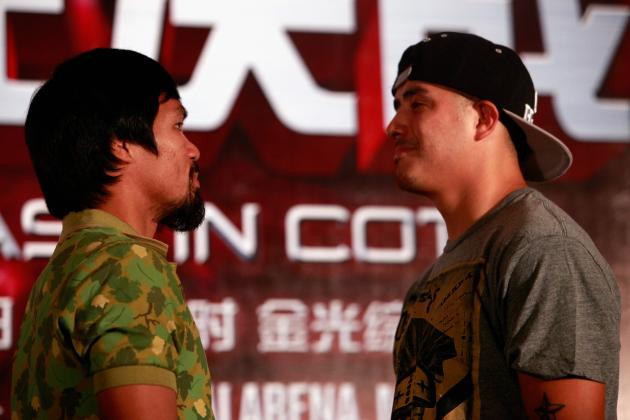 Manny Pacquiao vs. Brandon Rios: Top Storylines as Showdown Looms