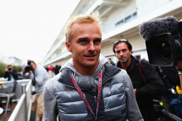 Formula 1 US Grand Prix: Why Heikki Kovalainen Can Succeed at Lotus