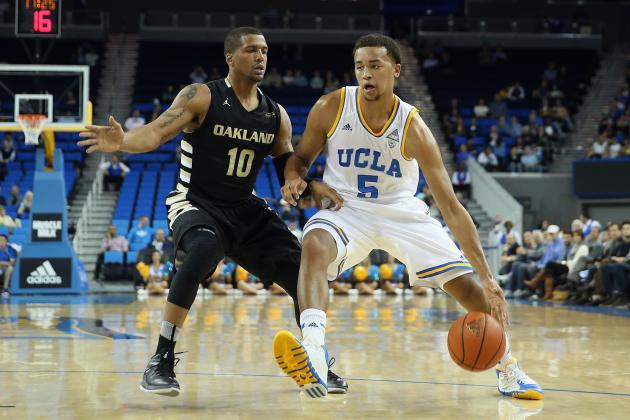 UCLA Basketball: Early Takeaways from Start of Bruins' 2013-14 Season