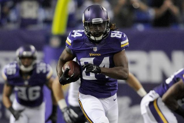 4 Minnesota Vikings Backups Who Should Be in Starting Roles