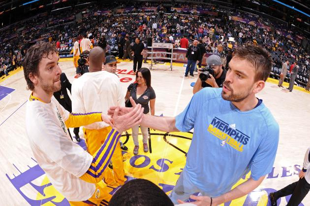 Definitive Guide to Memphis Grizzlies vs. LA Lakers and Friday's Top NBA Games