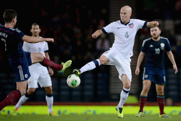 Scotland vs. USA: 6 Things We Learned