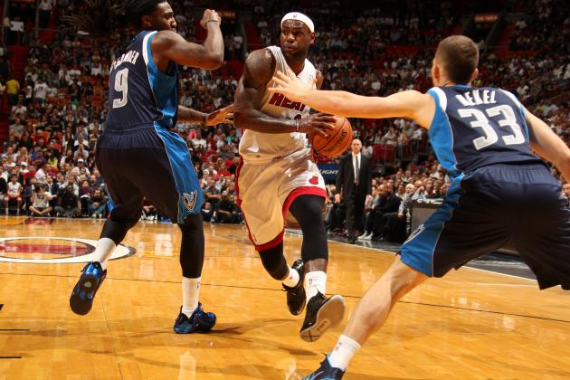 Dallas Mavericks vs. Miami Heat: Game Grades and Analysis for Miami