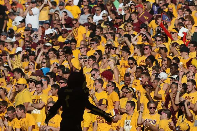 Best College Football Moments in Arizona State History
