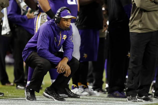 5 Coaches Who Could Replace Leslie Frazier Next Season