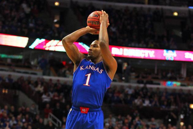 Kansas Basketball: Way-Too-Early Grades for Jayhawks Starters