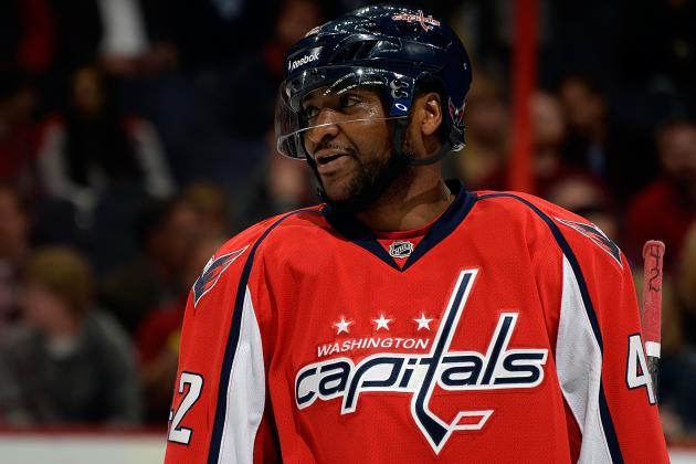 Washington Capitals' 5 Most Influential Players so Far in 2013-14