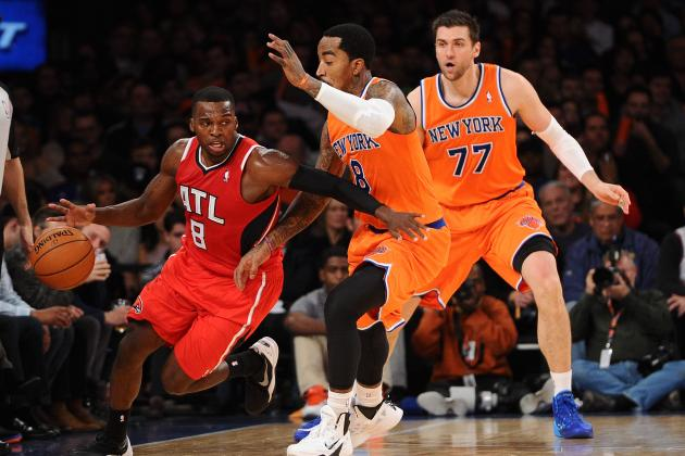 Atlanta Hawks vs. New York Knicks: Game Grades and Analysis for New York