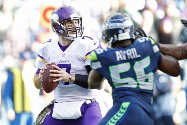 Vikings vs. Seahawks: Takeaways from Minnesota's 41-20 Loss to Seattle