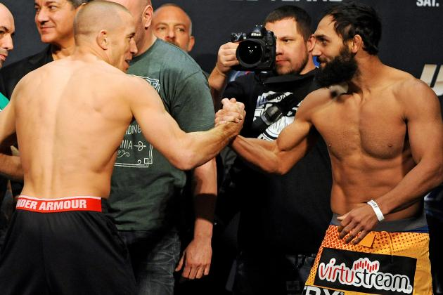 St-Pierre vs. Hendricks Odds: Final Betting Odds Before Fight Night