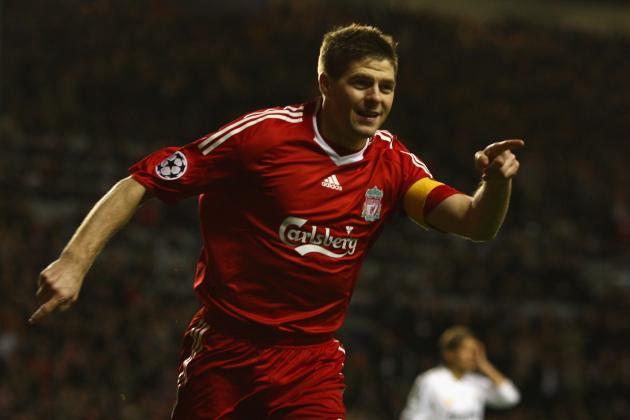 Reasons Alex Ferguson Is Wrong: Steven Gerrard Is a Top, Top Player