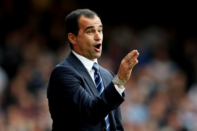 Everton Players in Danger of Being Phased out by Roberto Martinez