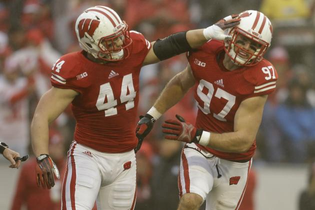 Indiana vs. Wisconsin: 10 Things We Learned in Badgers' Win