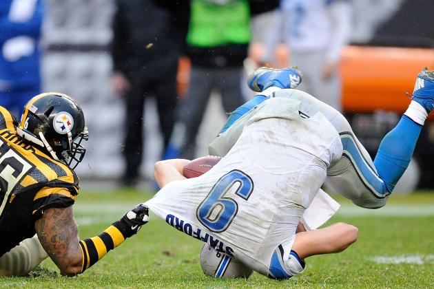 Detroit Lions vs. Pittsburgh Steelers: Full Roster Report Card for Detroit